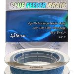 By Döme TF Blue Feeder Braid 150m 0,12mm
