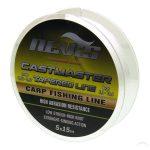 Castmaster Tapered Line 5x15m 0.26-0.57mm