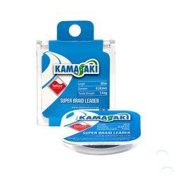 KAMASAKI SUPER BRAID LEADER 10M 0.10MM 7,4KG