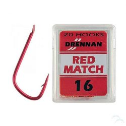 DRENNAN HOROG RED MATCH 18