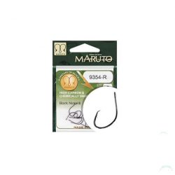 MARUTO HOROG 9354-R HOSOJI-MUTSU RECURVED HC FORGED  RINGED BLACK NICKEL 6