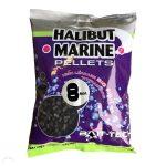 BAIT-TECH Marine halibut pellet fúrt 8mm