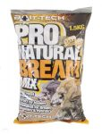 BAIT-TECH Pro Natural Bream etetőanyag 1,5kg
