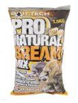 BAIT-TECH Pro Natural Bream DARK etetőanyag 1,5kg