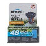 """Thermacell M-48 Backpacker """"világjáró"""" 48 órás utántöltő lapka"""